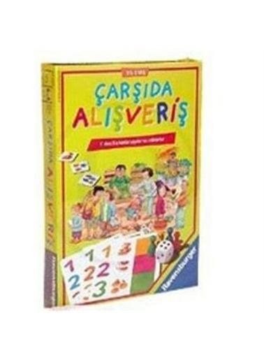 Ravensburger Çarşıda Alışveriş 245444 Renkli